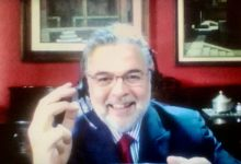 "Photo of Martín Olavarrieta plantea a rotarios apoyo a la ""familia extendida"""