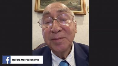 """Photo of """"El reto es la economía"""": Mauro Jiménez Lazcano, Director de la Revista Macroeconomía"""