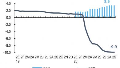 Photo of PIB caerá -9.9%; inflación 4.1%: Citibanamex