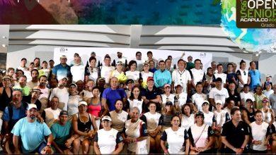 Photo of Confirmado: se cancela este año el Open Senior Acapulco de tenis