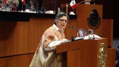 """Photo of """"El Presidente ha convertido sus mañaneras en un Tribunal que enjuicia, descalifica, minimiza y acusa"""": dice la Senadora Beatriz Paredes"""