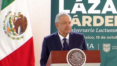 Photo of Lázaro Cárdenas gran Estadista, constructor de instituciones para el bienestar del pueblo, reconoce el Presidente Andrés Manuel López Obrador, en su 50 Aniversario Luctuoso