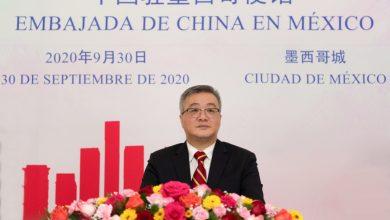 Photo of Gran amistad y ayuda de China hacia México para combatir el Coronavirus: Embajador Zhu Qingqiao