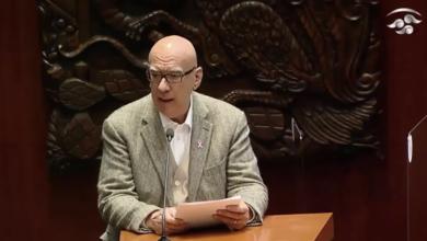 """Photo of """"Amenazada por el Ejecutivo la División de Poderes"""" : Senador Dante Delgado"""
