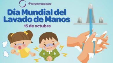 Photo of Día Mundial del Lavado de Manos 15 de octubre