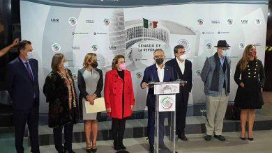 Photo of Rechaza Senado, que el INE pretenda Legislar; anuncia Monreal controversia Constitucional