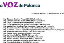 Photo of Ciudadanos proponen intervenir en proceso de elección de magistrados de justicia administrativa