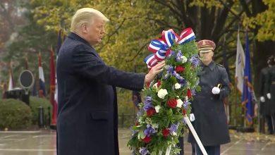 Photo of Trump abatido y fuera de la vista del público, se encierra en la Casa Blanca
