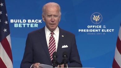 Photo of Biden, tranquilo, advierte peligro para Estados Unidos por actitud de Trump