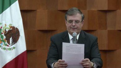 Photo of Anuncia Marcelo Ebrard que será sólo la Fiscalía de la República  quien realice la investigación sobre el General Cienfuegos