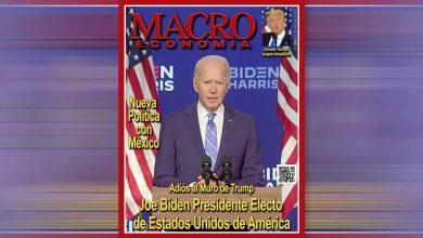 Photo of Joe Biden: nueva política de Estados Unidos para México