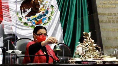"""Photo of """"Mi deseo de Navidad y Año Nuevo es que el Presidente López Obrador se ponga el cubrebocas"""": Dulce María Sauri, Presidenta de la Cámara de Diputados"""