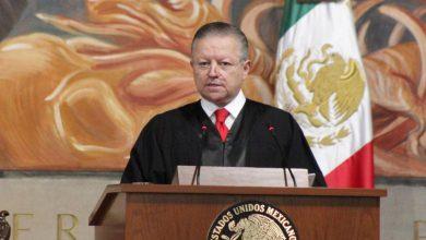 Photo of En el Poder judicial de la Federación trabajaremos sin descanso para alcanzar una justicia cercana, real, sustantiva y tangible paraservir al pueblo de México: Arturo Zaldívar