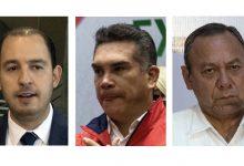 """Photo of Se unen PAN, PRI y PRD """"contra el populismo destructor"""" y postularán candidatos comunes a diputados y gobernadores"""