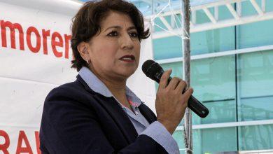 Photo of La Maestra de Primaria Delfina Gómez Álvarez fue designada Secretaria de Educación Pública del país