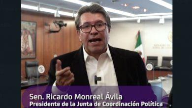 Photo of Disipar cualquier duda a la Reforma a la Ley del Banco de México, Senador Ricardo Monreal Ávila, Presidente de la Junta de Coordinación Política