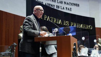 """Photo of """"La Reforma al Poder Judicial es antifederalista """": Senador Dante Delgado Rannauro"""