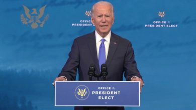 "Photo of El Colegio Electoral pone fin al ""asalto a la Democracia"", que intentó Donald Trump: Joe Biden"