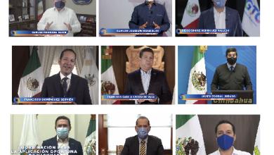Photo of Asociación de Gobernadores de Acción Nacional anuncian Política de Salud para el invierno