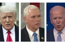 Photo of Exigen la destitución de Trump y que lo sustituya el Vicepresidente Pence, por Enmienda 25: incapacidad mental