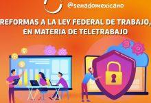 Photo of Reformas a la Ley Federal del Trabajo, en Materia de Teletrabajo; publicado en el Diario Oficial de la Federación el 11 de enero de 2021