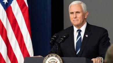 Photo of Ofrece lealtad a la Constitución y a la democracia americana Mike Pence