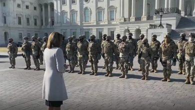 Photo of 20,000 tropas en Washington para proteger toma de posesión de Biden