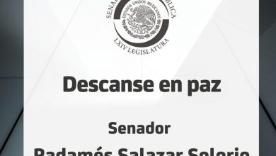 Photo of En Memoria del Senador Radamés Salazar Solorio