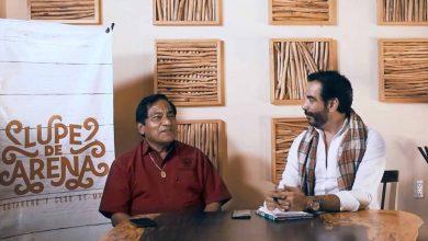 """Photo of Dr. Joaquín Castillo en entrevista en """"Hombres a Corazón Abierto"""""""