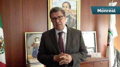 """Photo of """"Hoy perdimos a un buen amigo y una pluma invaluable: Juan Arvizu Arrioja"""", dijo Ricardo Monreal"""