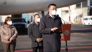 Photo of Llega a México 200 mil dosis de la vacuna China desarrollada Sinovac