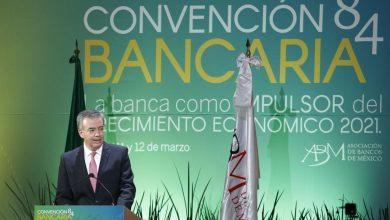 Photo of Alejandro Díaz de León señaló que persisten riesgos que podrían incidir negativamente sobre la economía y el sistema financiero mexicano