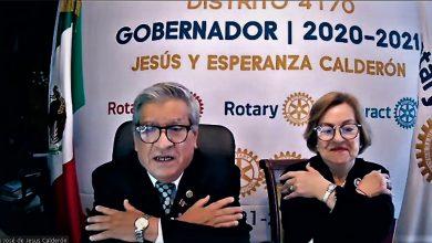 """Photo of """"Los Rotarios relanzan su acción por México"""": Ing. Jesús Calderón, Gobernador del Distrito 4170"""