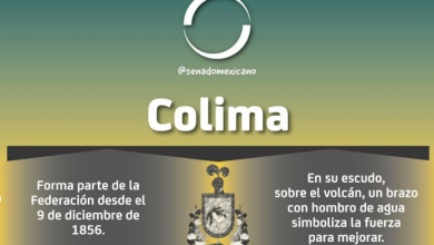 Photo of Colima, representación senatorial
