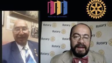 Photo of La pandemia abre nueva etapa de trabajo a los Rotarios del mundo