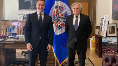 Photo of Denuncia Adrián de la Garza en OEA, violación de AMLO a la Carta Democrática Interamericana