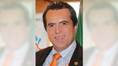 Photo of Curar niños con cáncer, mi sueño Rotario: Alejandro Flores Méndez