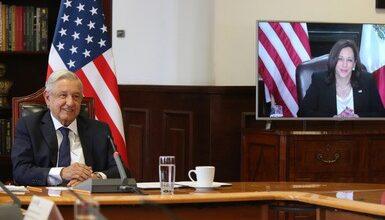 Photo of Declaración de la Asesora y Vocera Principal Symone Sanders acerca de la reunión bilateral virtual de la Vicepresidenta Kamala Harris con el Presidente de México, Andrés Manuel López Obrador