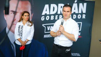 """Photo of """"Me quieren descarrilar, pero no lo van a lograr"""" denuncia Adrián de la Garza"""