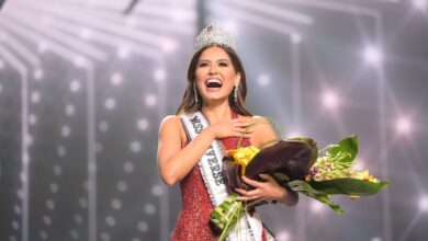 Photo of La mexicana Andrea Meza es coronada Miss Universo