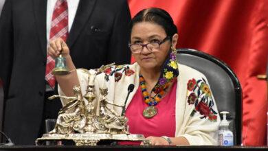 """Photo of """"`Alito´ no debe traicionar al PRI ni a la Alianza Opositora"""": Dulce María Sauri"""
