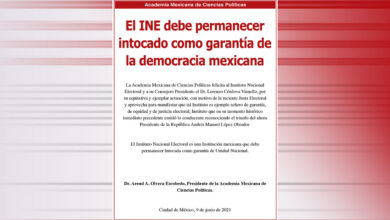 Photo of El INE debe permanecer intocado como garantía de la democracia mexicana