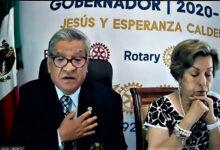 """Photo of """"Los Rotarios retoman vuelo para servir a México"""": José de Jesús Calderón Bello, Gobernador del Dto. 4170"""