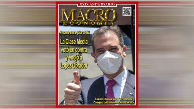 Photo of El Presidente López Obrador propone desaparecer al INE