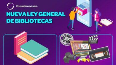 Photo of Nueva Ley General de Bibliotecas, publicada en el DOF el 1 de junio de 2021