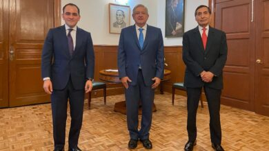 Photo of El Presidente López Obrador propone a Arturo Herrera para el BANXICO
