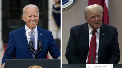 Photo of Biden Vs. Trump