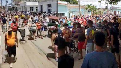 """Photo of La Pandemia precipitó la crisis en Cuba, y el pueblo exige """"¡Libertad!"""""""