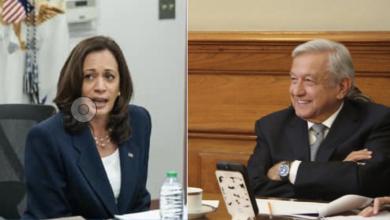 Photo of El Presidente López Obrador y la Vicepresidenta Kamala Harris hablaron de seguridad nacional y vacunas por teléfono