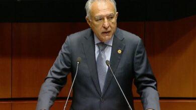 Photo of Senador Marco Antonio Adame del PAN, bloqueó el Periodo Extraordinario